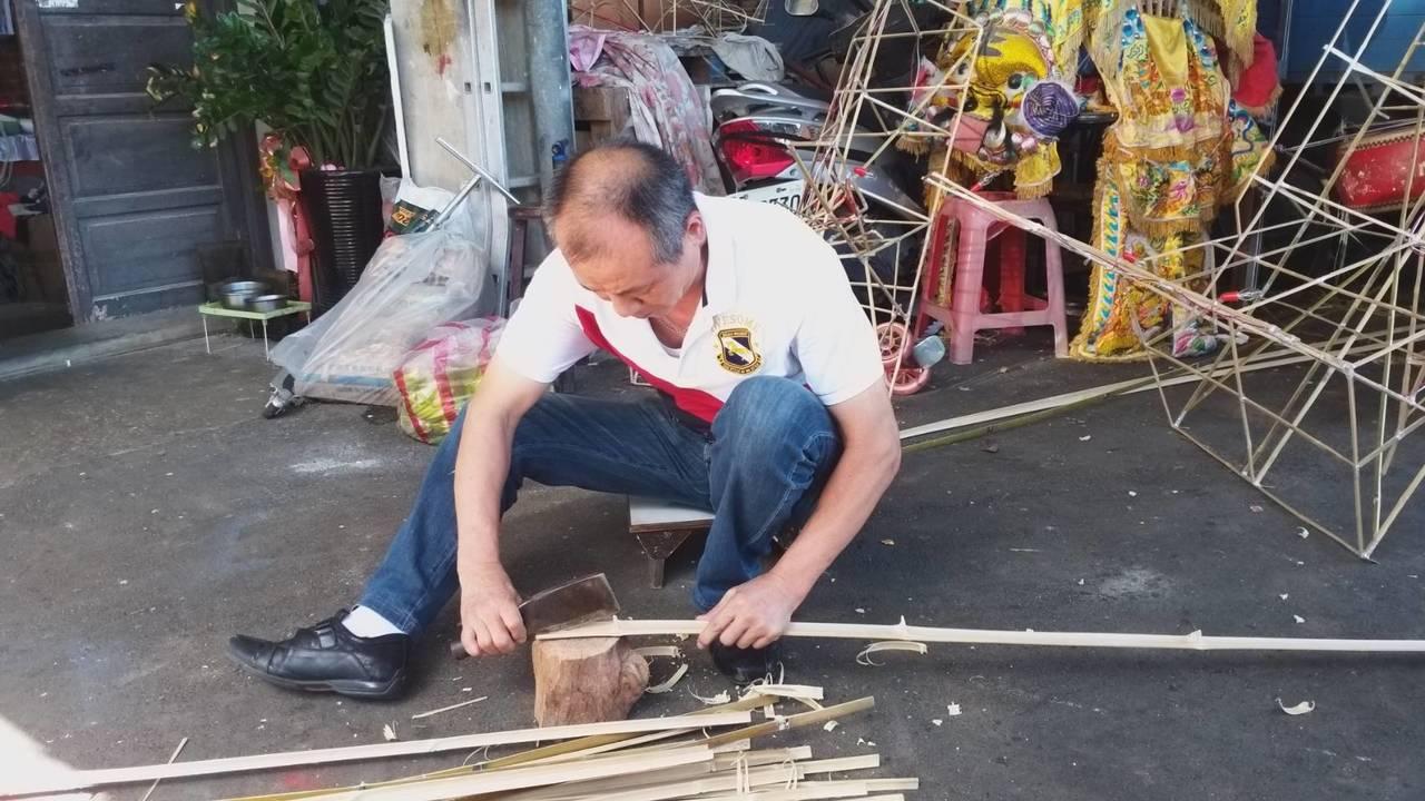 影/哀鳳、洋房都能做 傳統紙紮技藝走出新創意