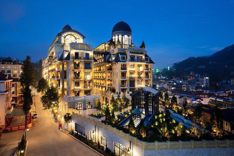 de la Coupole精品酒店。圖/品冠旅遊提供