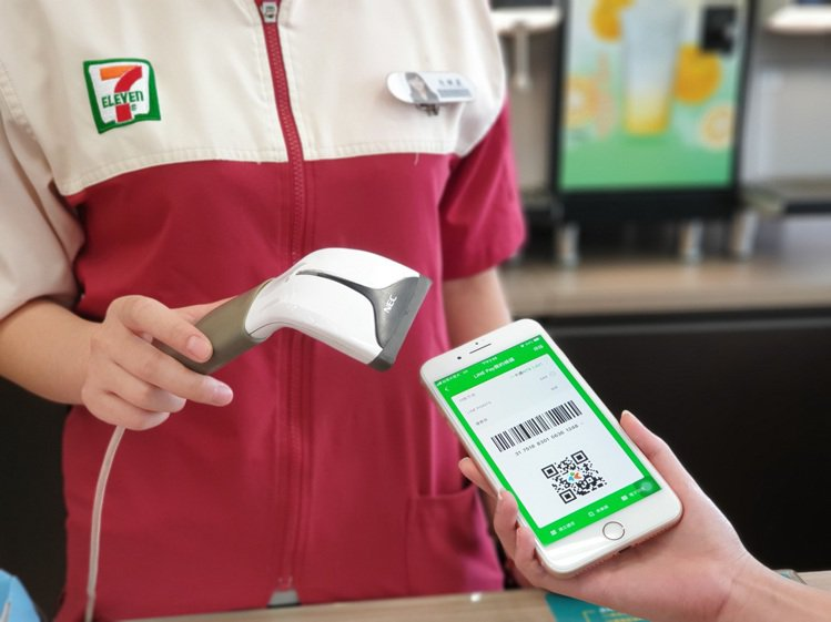 LINE Pay一卡通帳戶即日起可於全台7-ELEVEN門市使用,限時享受每筆消...