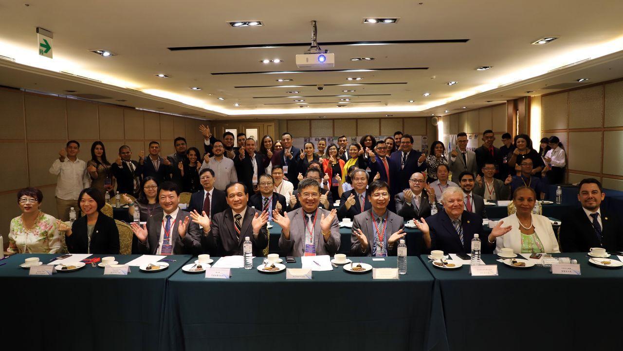 財團法人國際合作發展基金會與國立高雄科技大學合力開辦拉丁美洲及加勒比海地區友邦技...