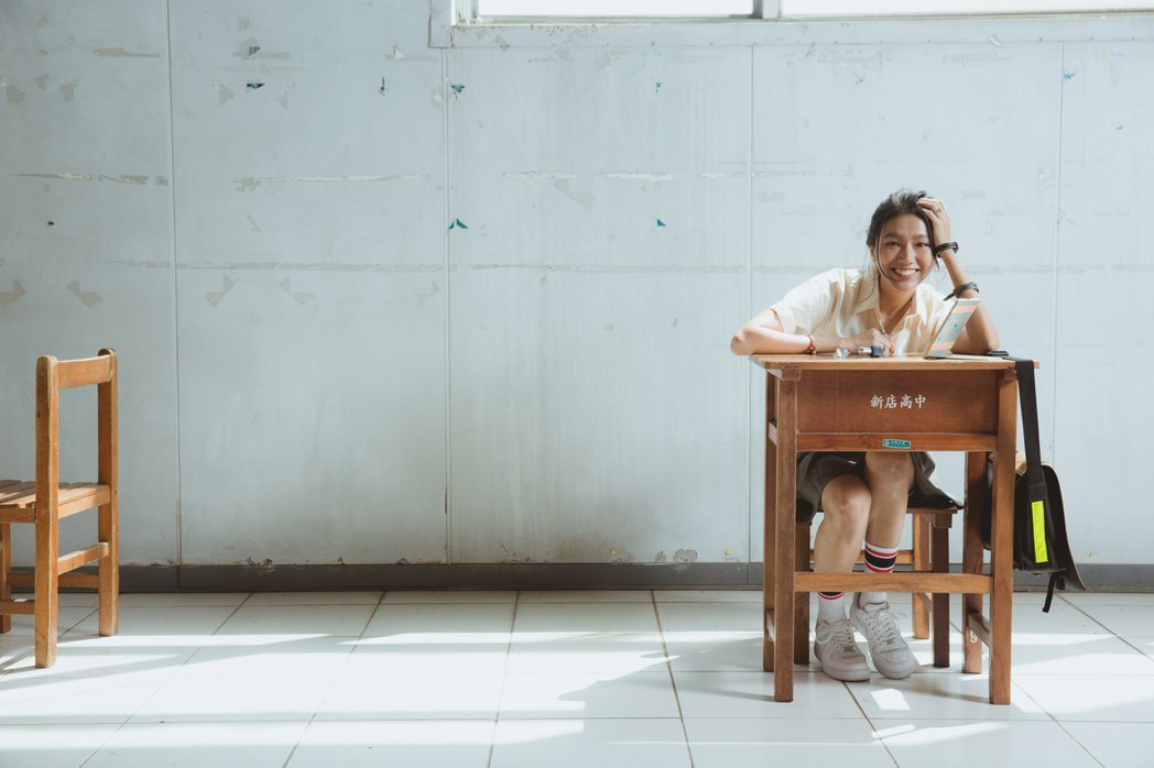 林意箴以「海吉拉」入圍迷你劇集女配角獎。圖/緯來電影台提供
