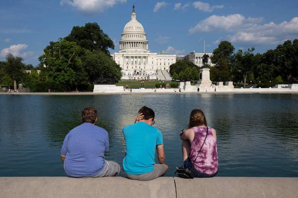 美國首都華盛頓。  (法新社)