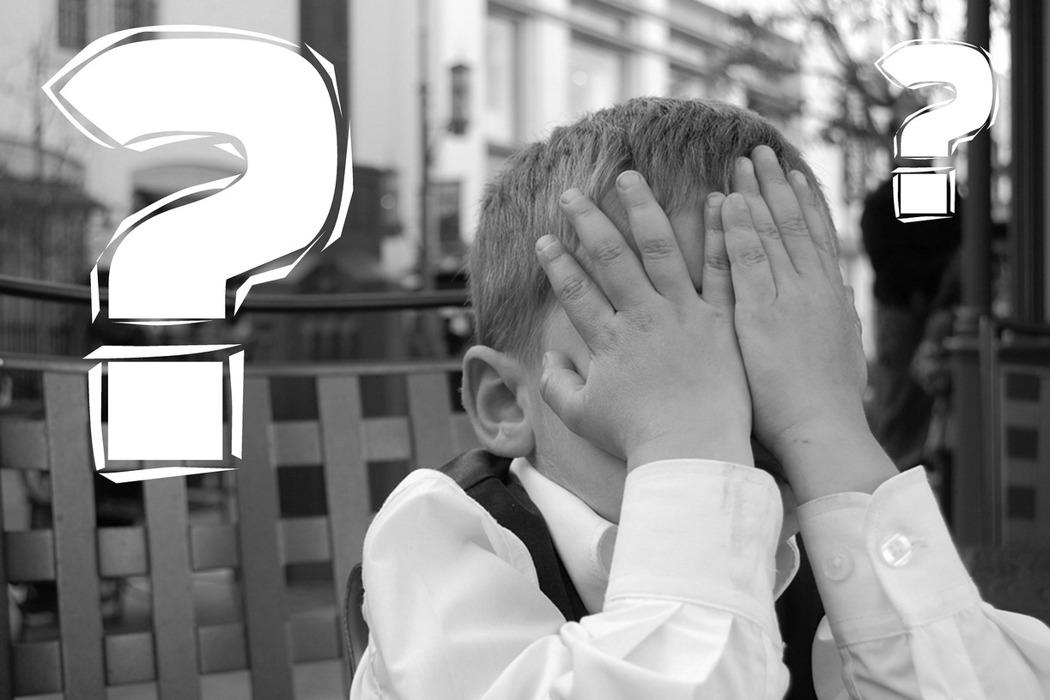 如果孩子闖禍,該不該告訴打人爸爸呢?