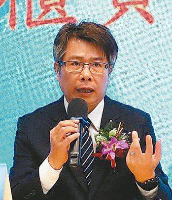 杰力總經理吳嘉連
