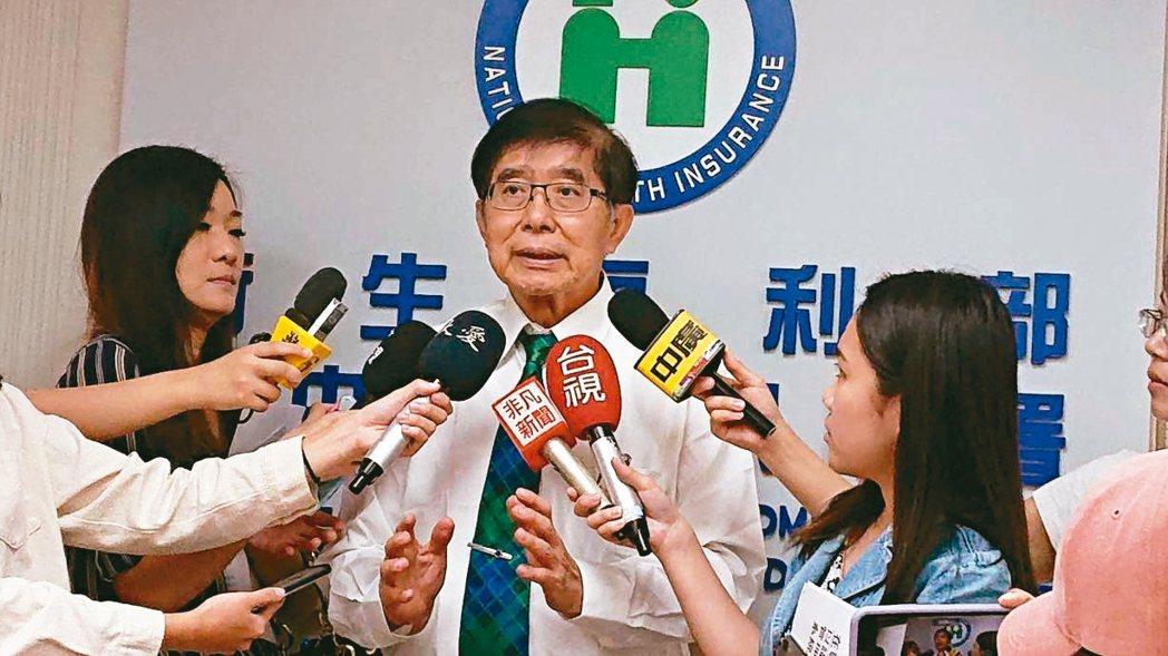 健保署署長李伯璋表示,數據將回饋醫界,減少不必要檢查、也避免民眾暴露過多輻射。 ...