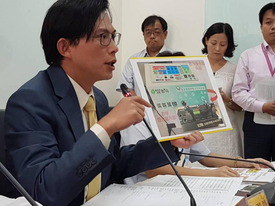 時代力量立委黃國昌。聯合報系資料照/記者林麗玉攝影
