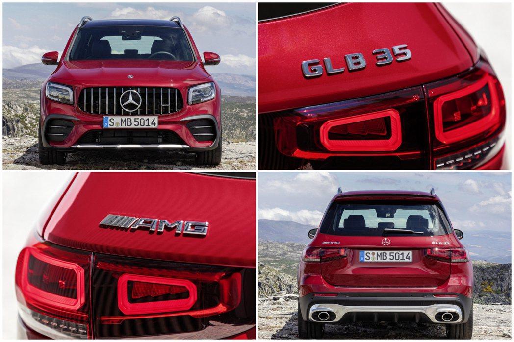 全新Mercedes-AMG GLB 35 4MATIC是AMG車系的新同學。 ...