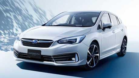 日規Subaru Impreza小改款EyeSight系統升級登場!