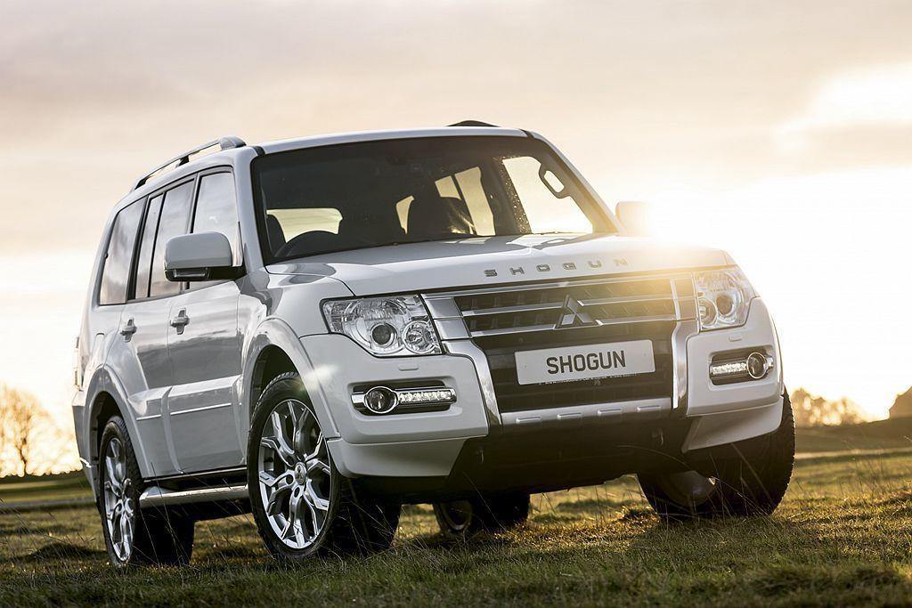 日本三菱汽車確認8月停止生產日規Pajero後,連英國市場也接連停止販售。 圖/...