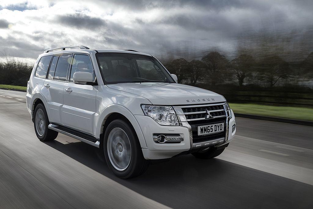 三菱汽車另外一個重要銷售市場英國,日前也確認Pajero停止導入銷售的訊息。 圖...