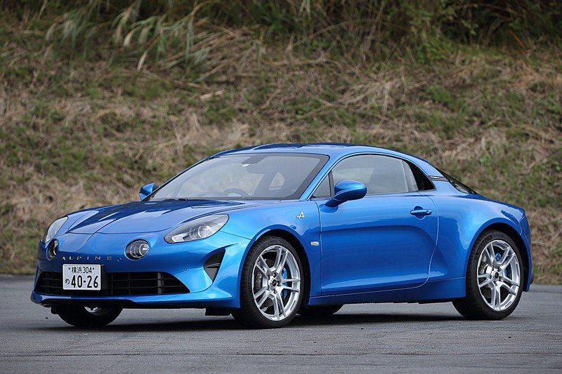 Times CAR租車公司推出跑車Alpine A110提供承租。 摘自Car ...