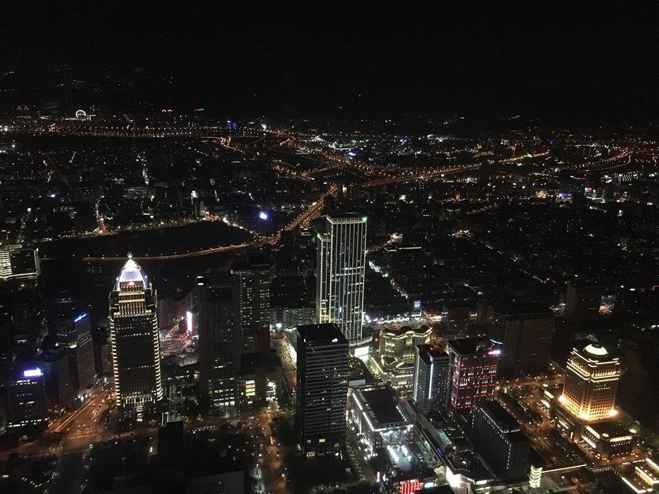 圖/擷取自台北101觀景台粉絲團