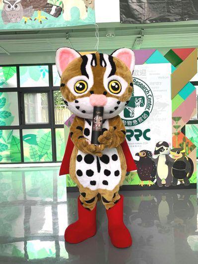 集集鎮重視石虎保育工作,不但推動友善農作,更讓石虎意象與地方結合成為保育大使。圖...