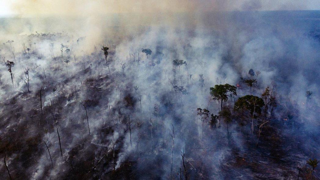 截至29日,巴西火災比起去年同期暴增了76%,同時也是繼2010年以來(該年為1...