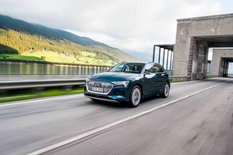 Audi e-tron擁有強大充電能力 一口氣跨越十國展示續航力!