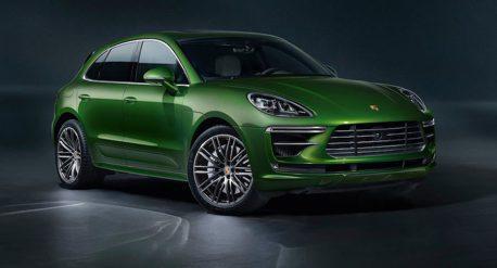 全新Porsche Macan Turbo發表 國內預售價461萬元起!