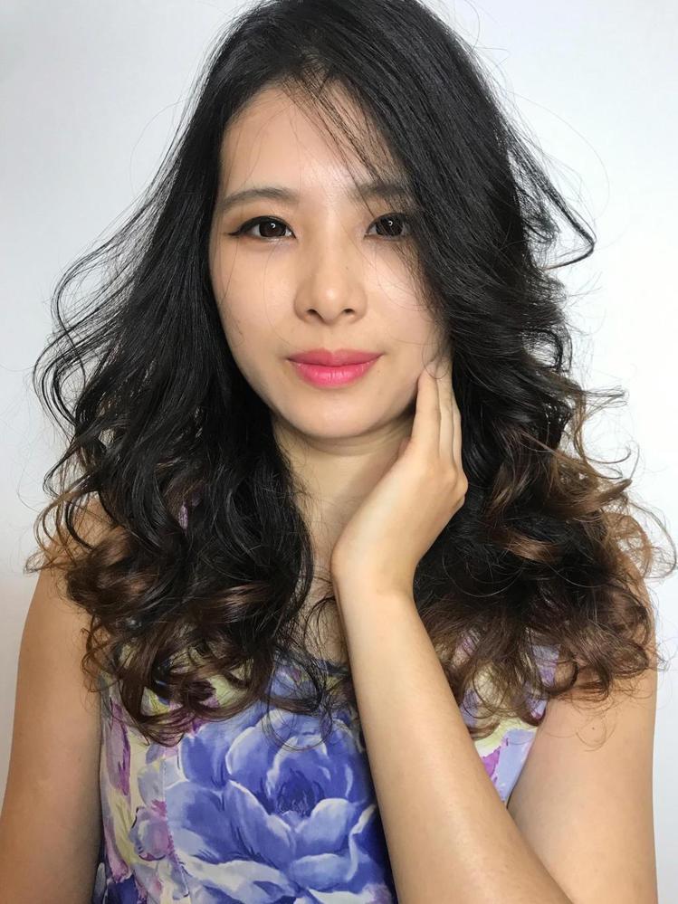 髮型創作/集色髮館 西門店 / ᴹᴬˢᴼᴺ ᴹᴱ。圖/StyleMap美配提供