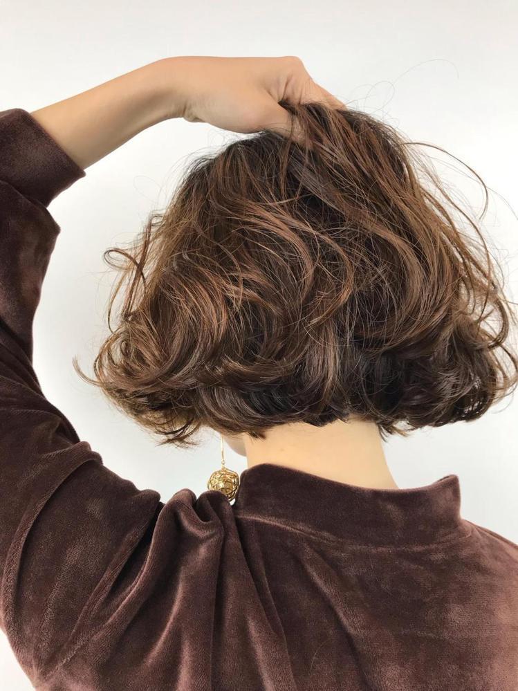 日常Daily hair / Eric(艾瑞克)髮型創作/。圖/StyleMap...