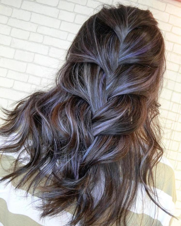 髮型創作/上越國際髮型新埔店 / Mifi 米菲 。圖/StyleMap美配提供