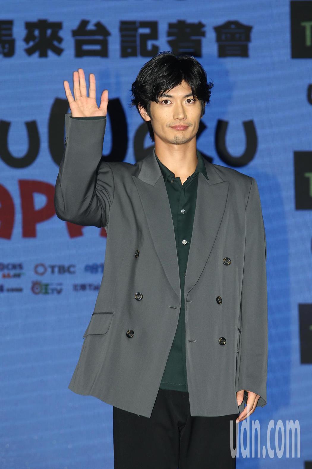 三浦春馬下午來台舉辦粉絲見面會與宣傳主演日劇「TWO WEEKS」。他對台灣並不...