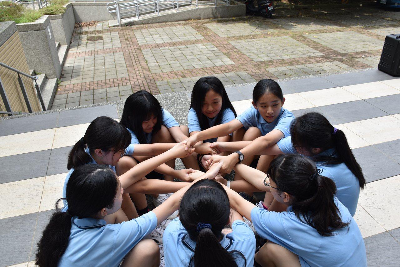 新竹高商為讓高一新生在陌生環境快速融入班級,設計社群活動,讓學生對未來3年將榮辱...