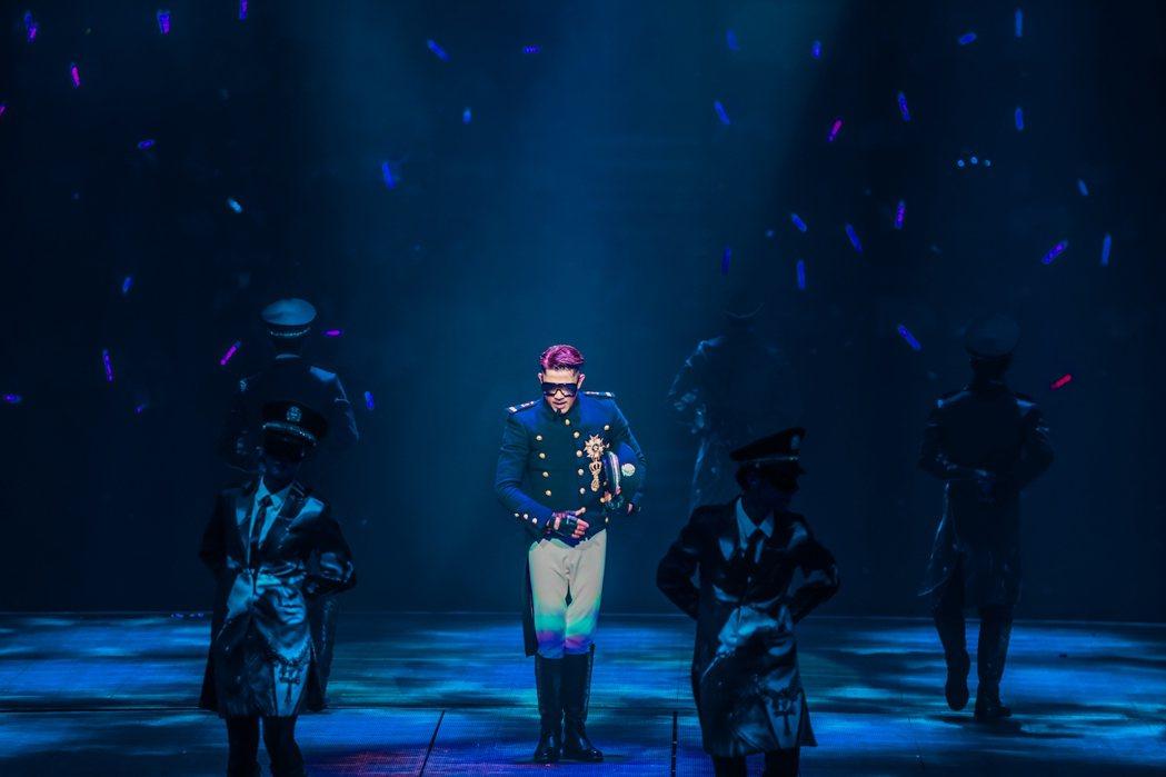 郭富城將來台舉辦「舞林密碼」世界巡演。圖/太陽娛樂提供