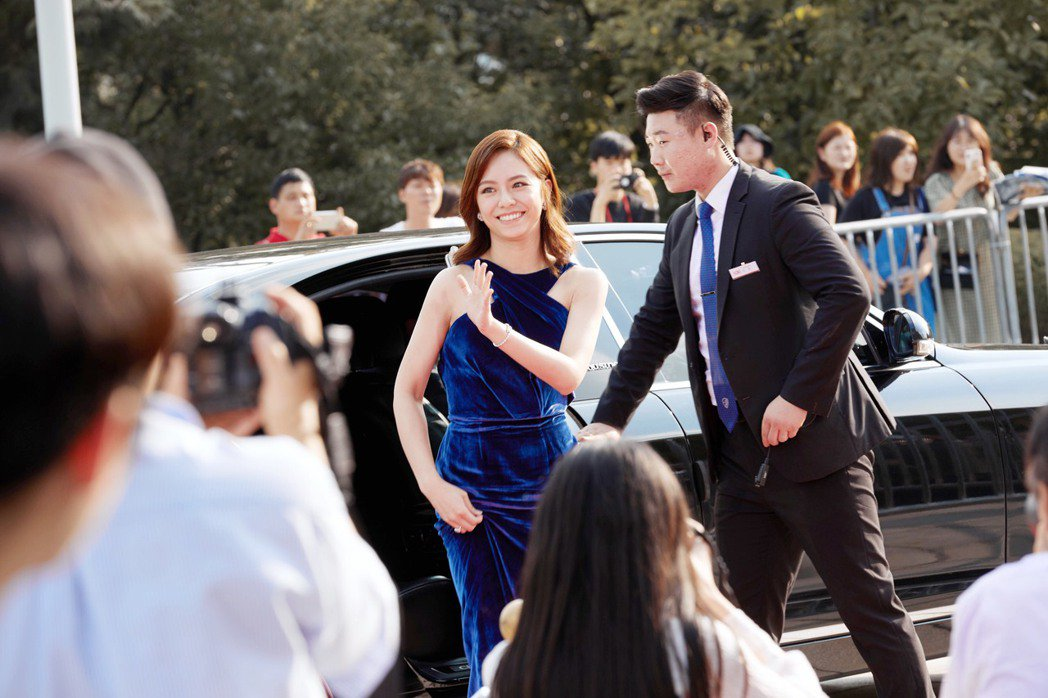 宋芸樺出征首爾國際電視節奪下亞洲之星獎。圖/群星瑞智提供