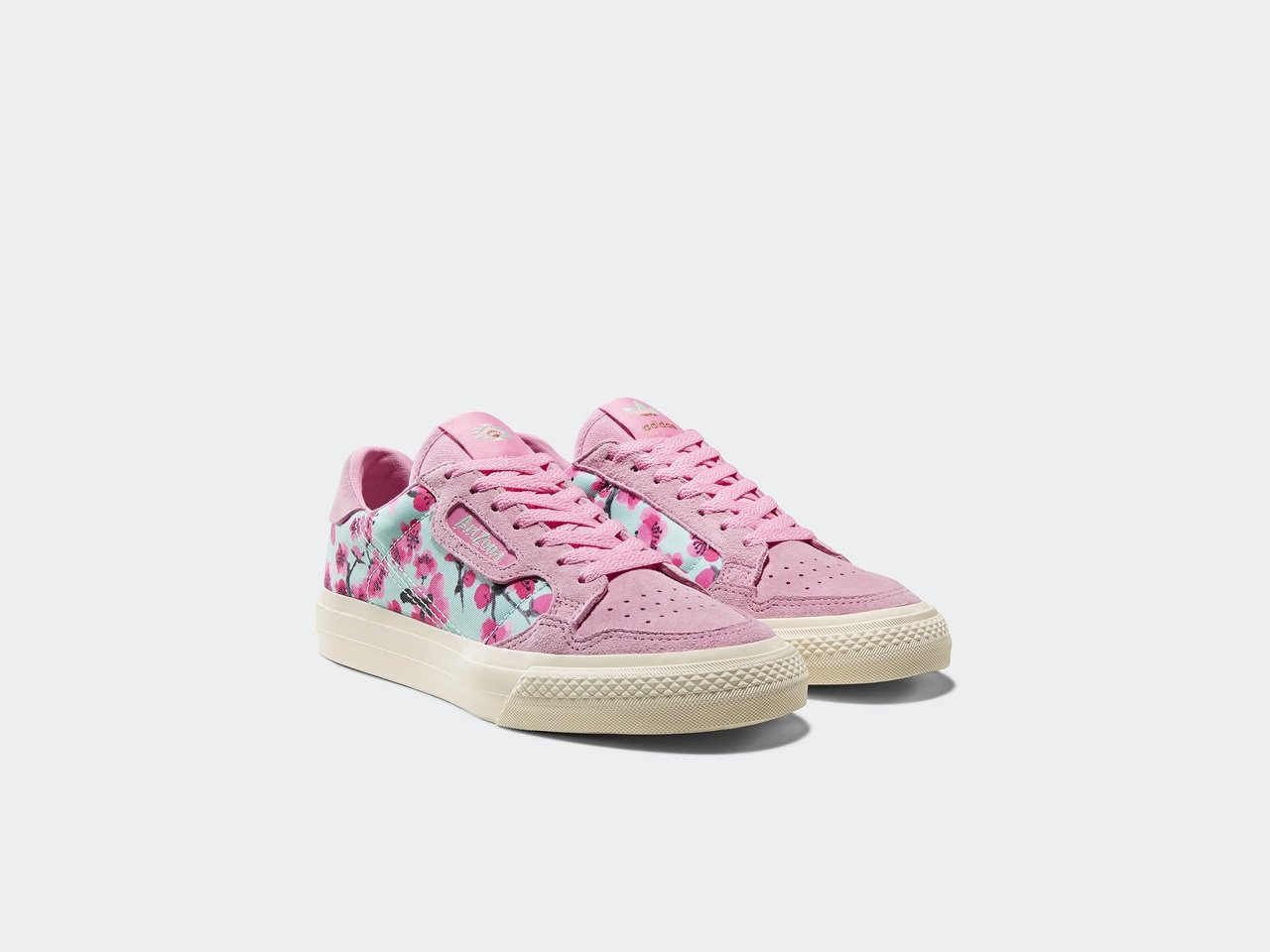 adidas x AriZona CONTINENTAL VULC(女生鞋款),...