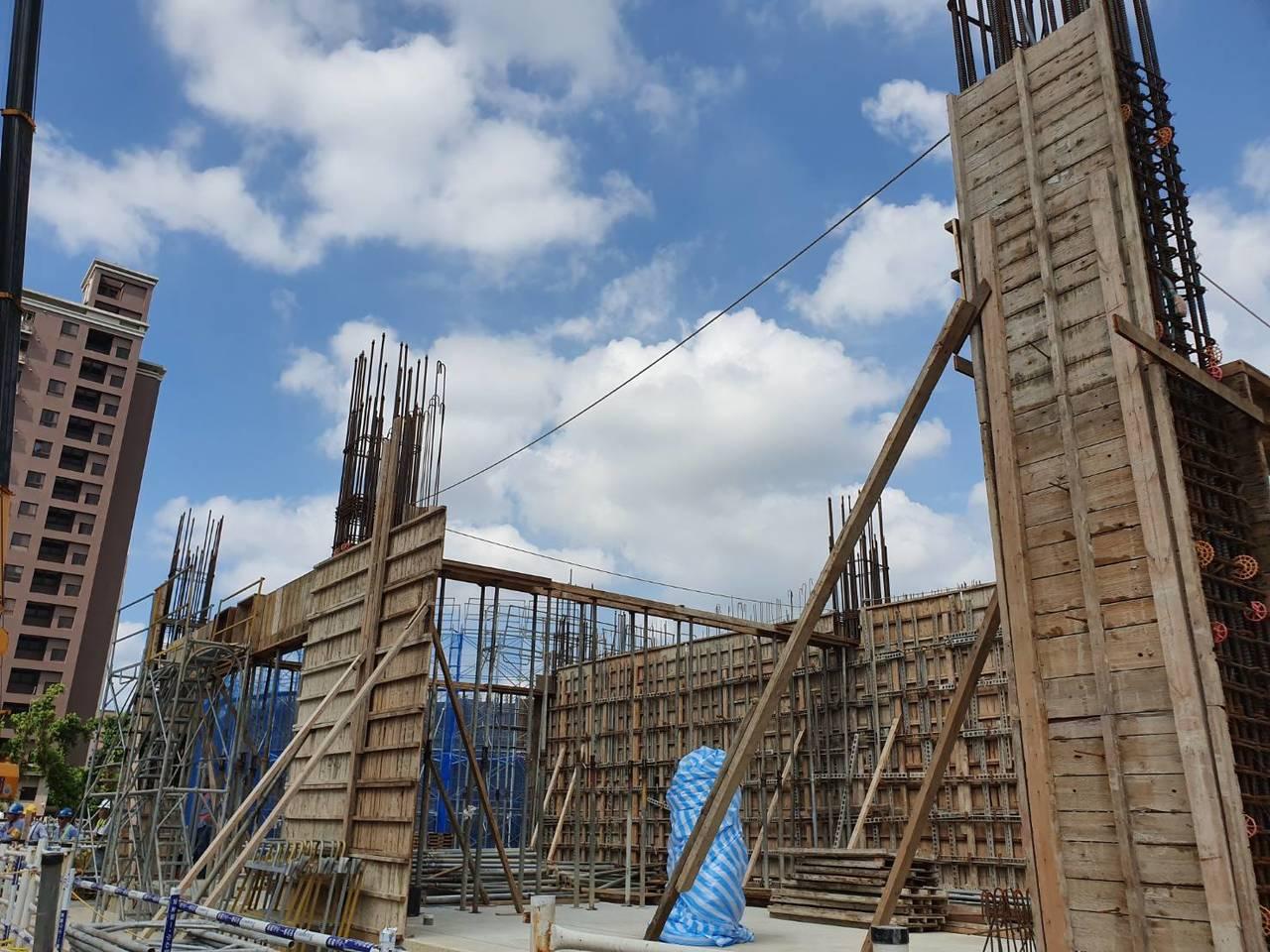 桃市八德北景雲計畫耗資12億 預計明年10月峻工