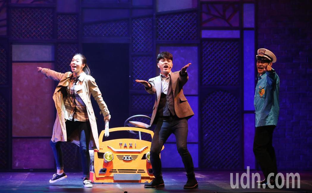 《 尋找金鐘旭》是韓國大學路原創音樂劇最成功典範。記者徐兆玄/攝影