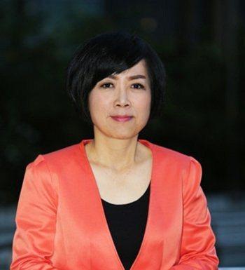 政論節目主持人黃智賢。聯合報系資料照