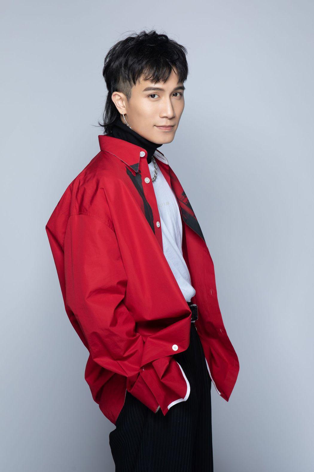 陳彥允暌違一年推出新單曲「星海」。圖/老鷹音樂提供