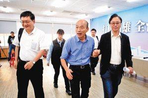 燃料棒再送出韓國瑜重啟核四無望? 他提這個解方