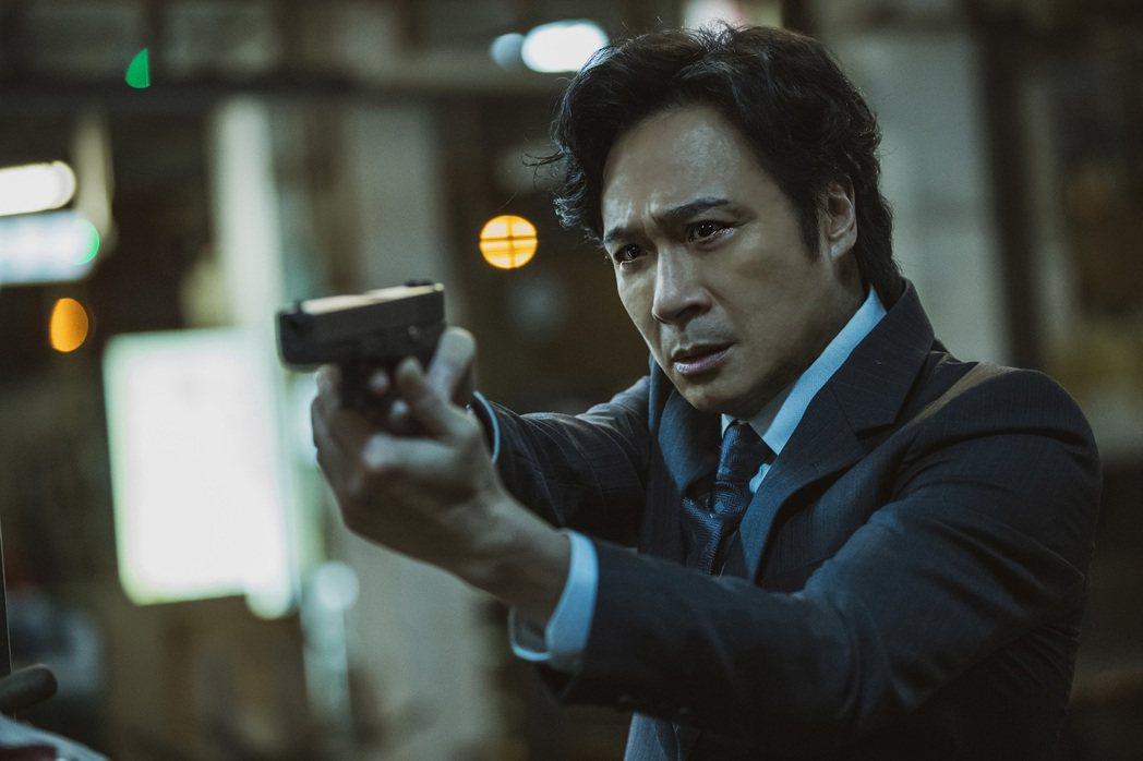「使徒行者2諜影行動」8月30日上映。圖/華映提供