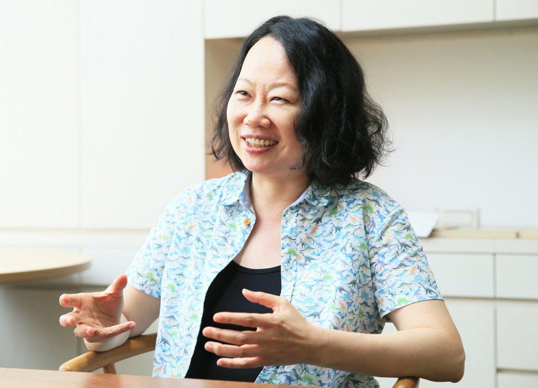 導演賀照緹。記者潘俊宏/攝影