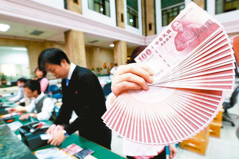 香港反送中有望落幕,也激勵市場信心,今天新台幣收盤收31.365元。 圖/聯合報...