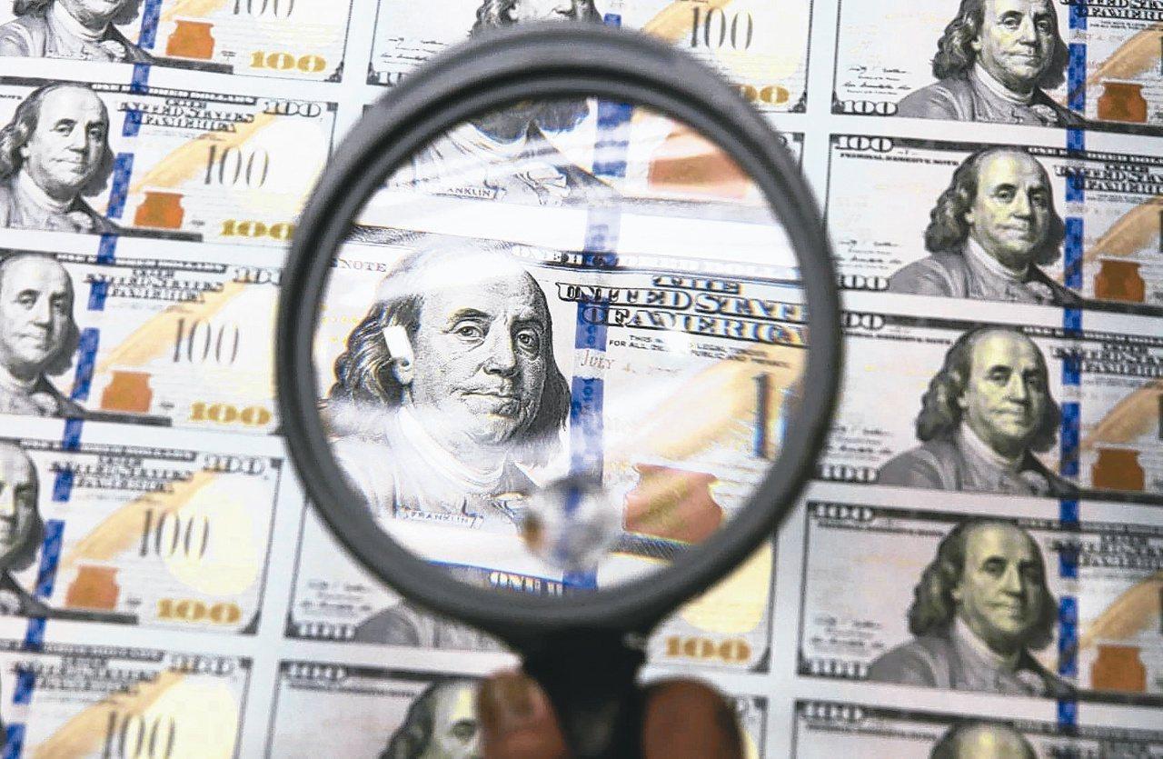 美元具有「絕對保值性」,且大多數人跟國家都持有美元,價格崩盤可能性還是很低。 圖...