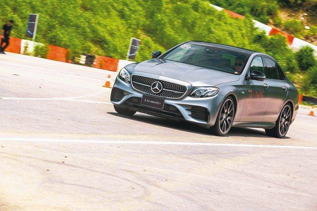 Mercedes-AMG  E 53 4MATIC+更換嶄新動力,建議售價台幣4...