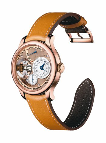 F.P. Journe Tourbillon Souverain恆定動力垂直陀飛...