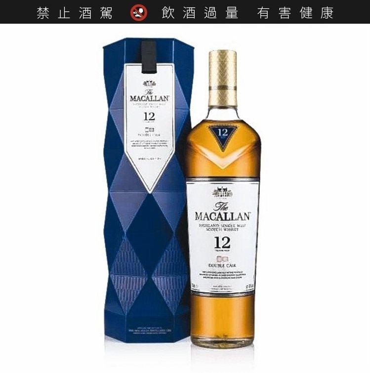 麥卡倫推出雪莉雙桶12年、新酒廠周年全球限量包裝。圖/台灣愛丁頓提供 ※ 提醒...