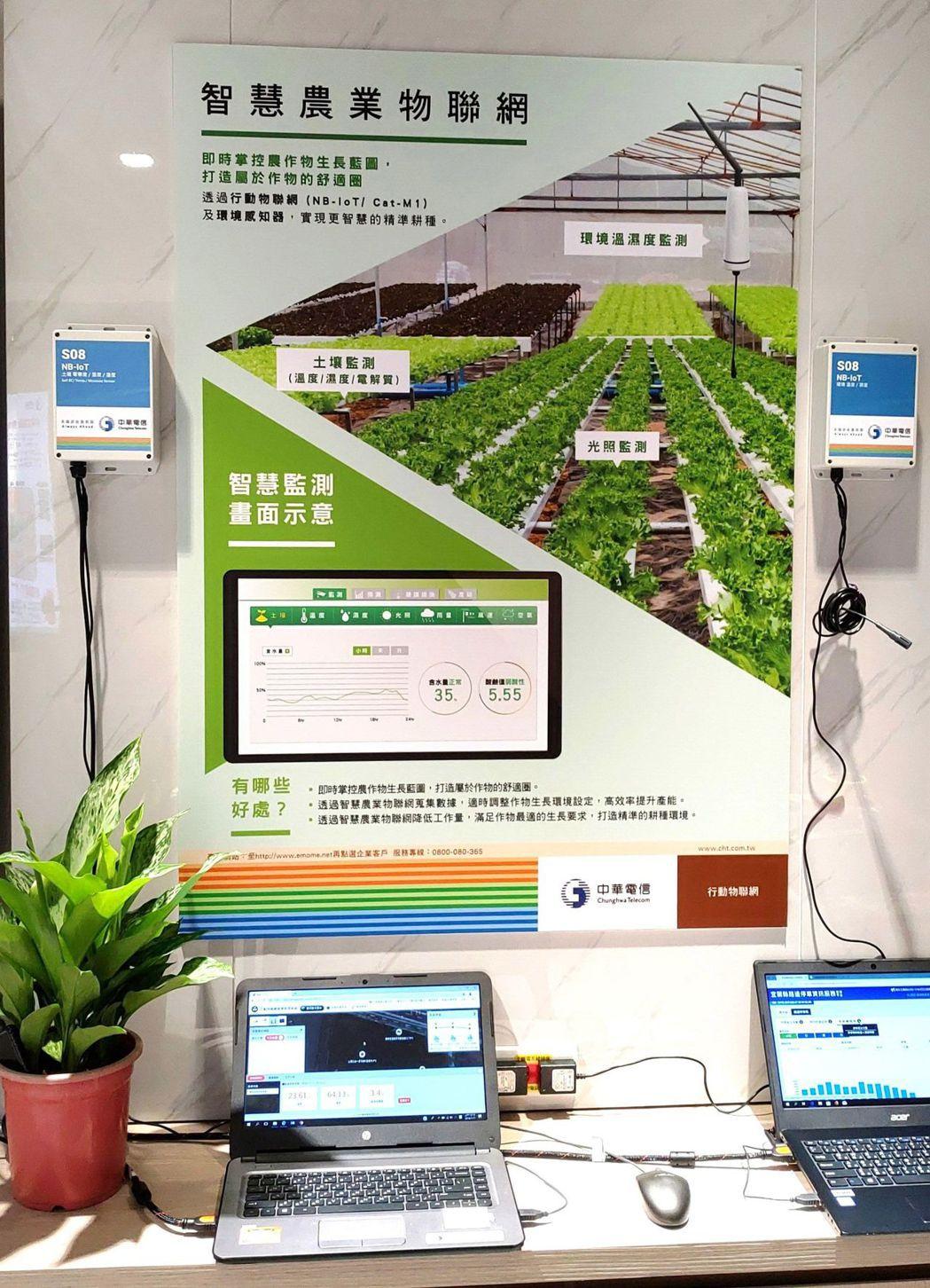 跨領域技術為農業帶來更多元解決方案 博聞台灣分公司/提供