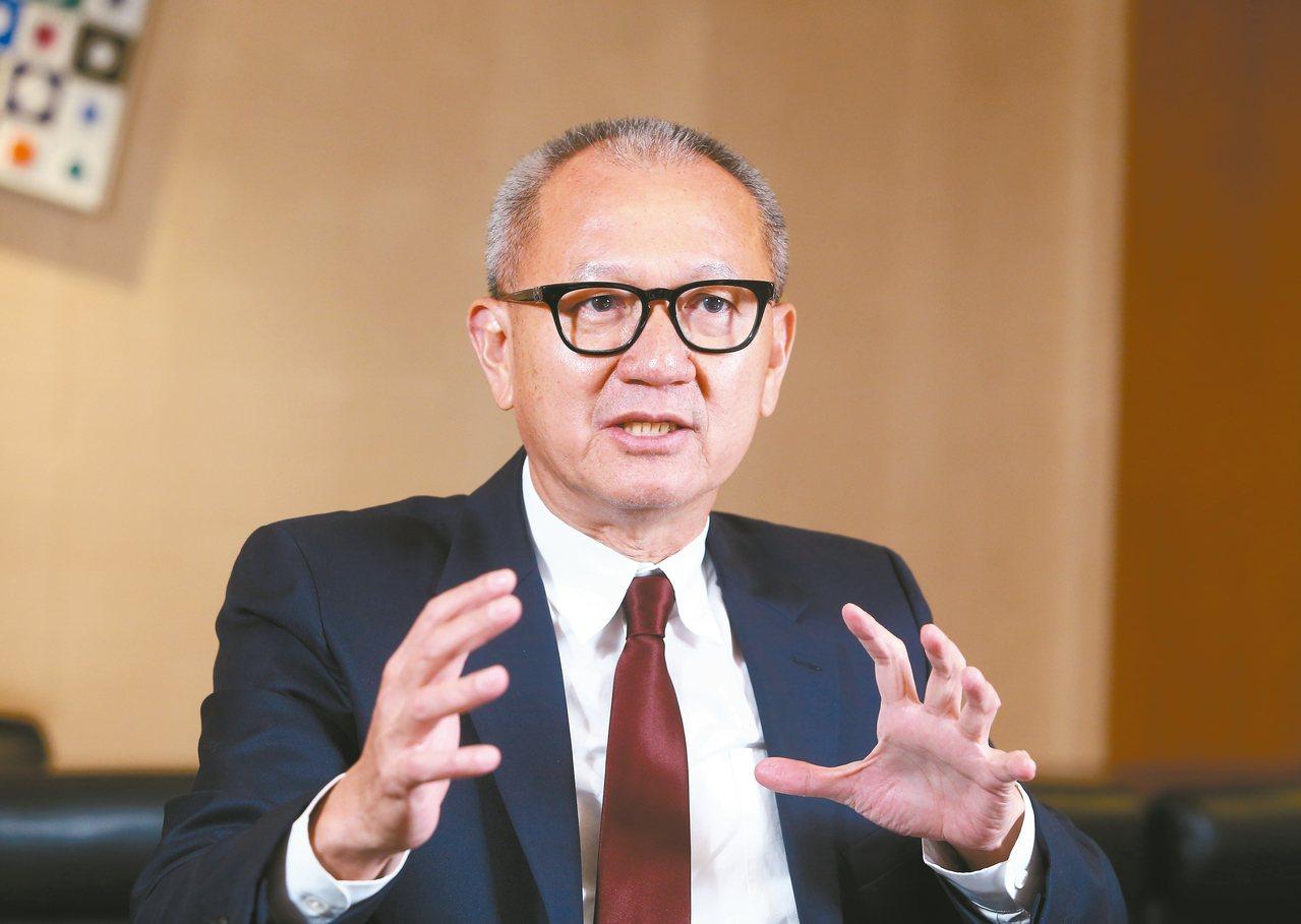 國巨董事長陳泰銘。 圖/聯合報系資料照片