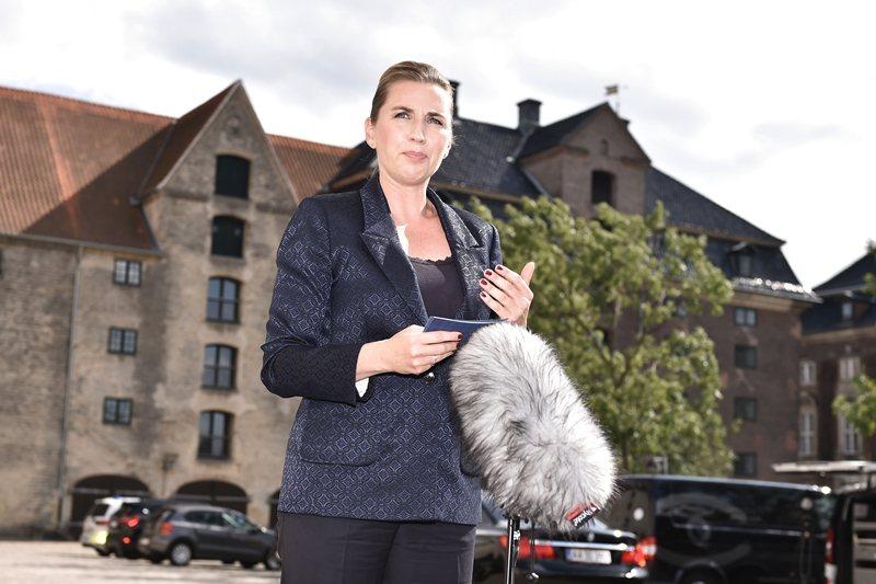 川普決定暫時取消丹麥之行,引起美丹外交風波。丹麥總理弗瑞德里克森事後公開表示仍相...