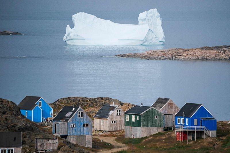 即使格陵蘭買賣的八字還沒一撇,川普已經達到他警惕中共與測試風向的初步戰略目的。 圖/法新社