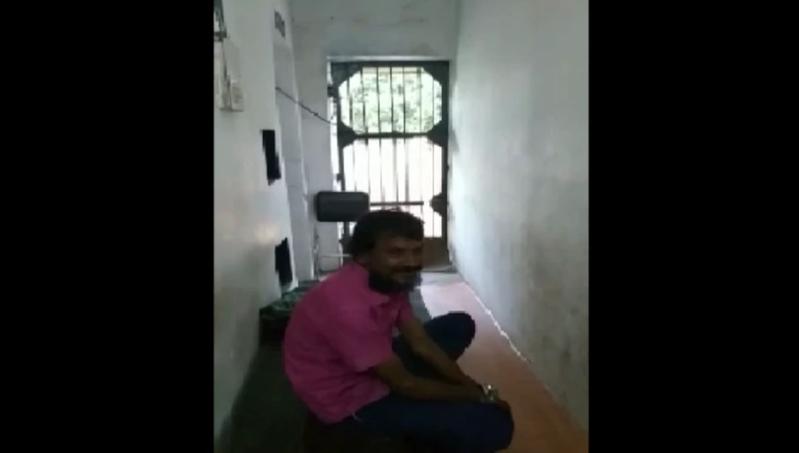 印度這名男子因討錢買酒遭拒,將母親砍死並將大腦拿出來炸,打算吃掉母親大腦。圖擷自India Today