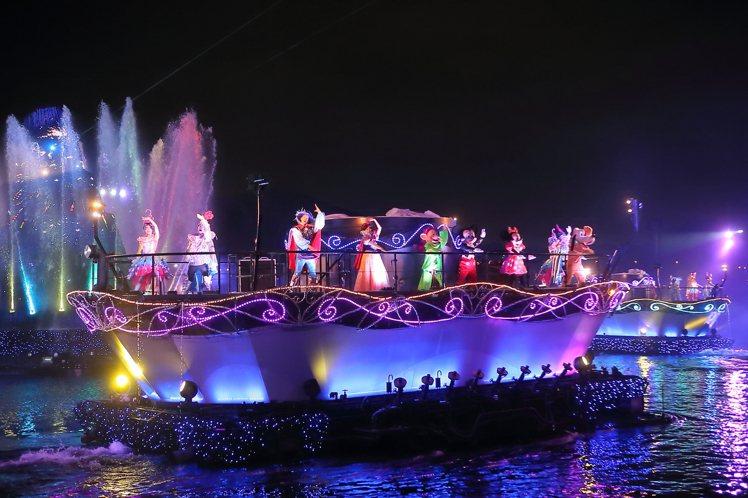 東京迪士尼海洋的「Fantasmic!」將於2020年3月25日劃下句點。記者陳...
