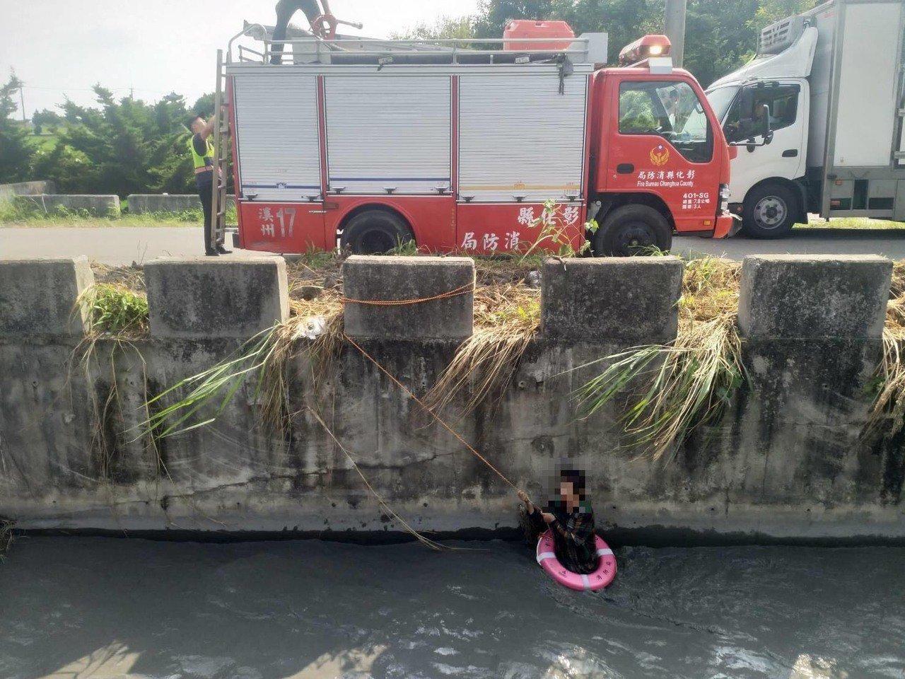 彰化全縣設救生圈架 5年救溺16人