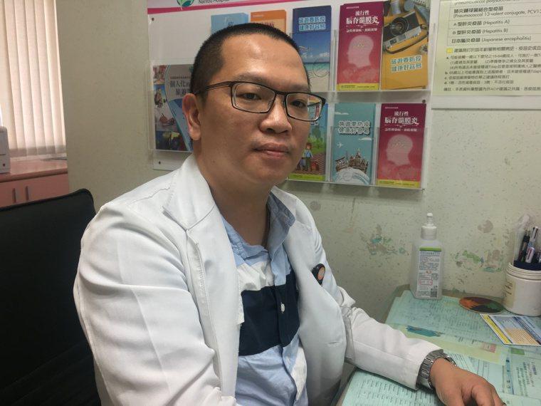 南投醫院腎臟科主任提醒年輕高血壓病患,若有低血鉀情況,應尋求腎臟科門診求助。圖/...