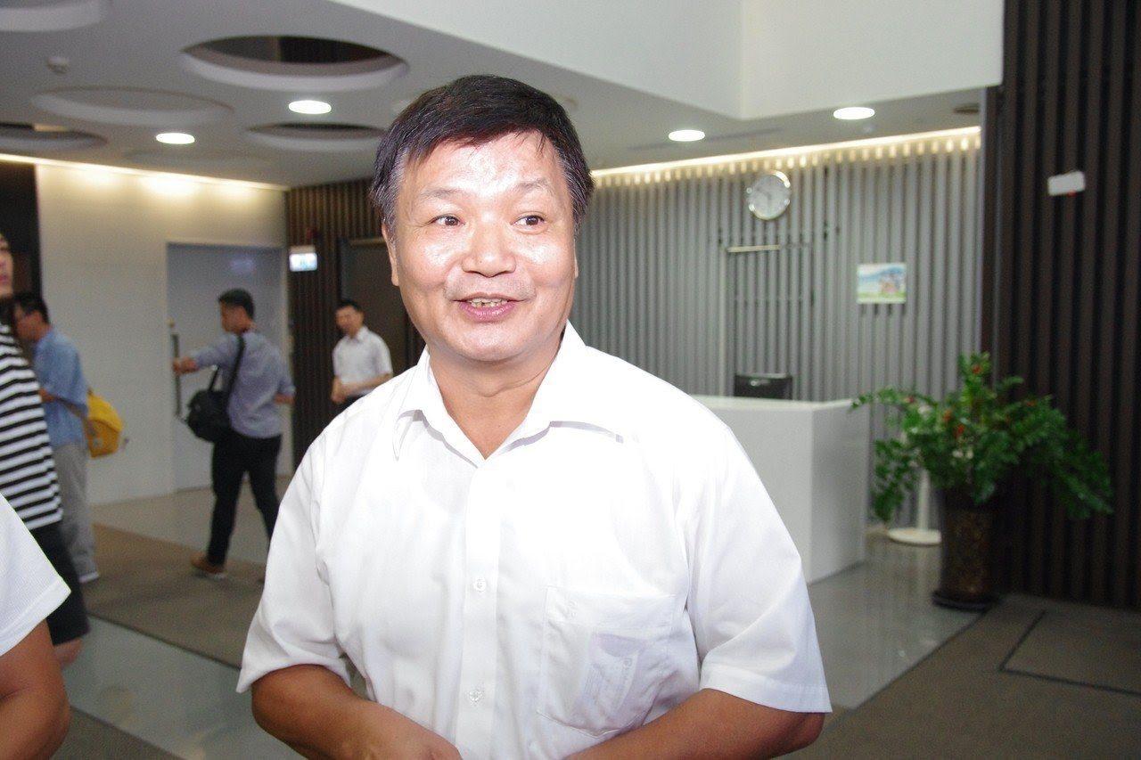 退輔會副主委李文忠。圖/聯合報系資料照