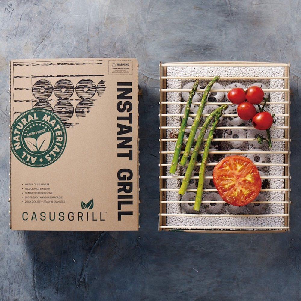 CasusGrill丹麥工藝環保烤肉架,原價440元、博客來特價279元。圖/博...